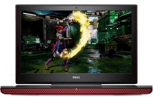 Ноутбук DELL Inspiron 7567 15.6 1920x1080 Intel Core i7-7700HQ 7567-9347 ноутбук dell inspiron 7567 core i7 7700hq 2 8ghz 15 6 8gb 1tb ssd8gb geforce gtx 1050ti w10home64 red 7567 9347