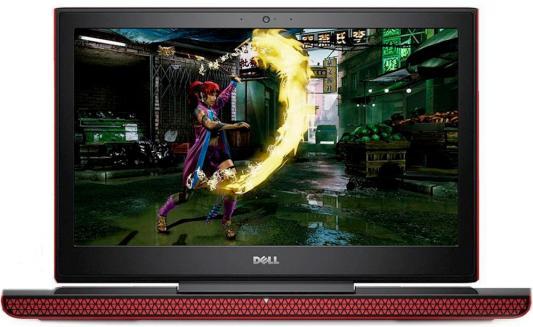 Ноутбук DELL Inspiron 7567 15.6 1920x1080 Intel Core i7-7700HQ 7567-9354 адаптер dell intel ethernet i350 1gb 4p 540 bbhf