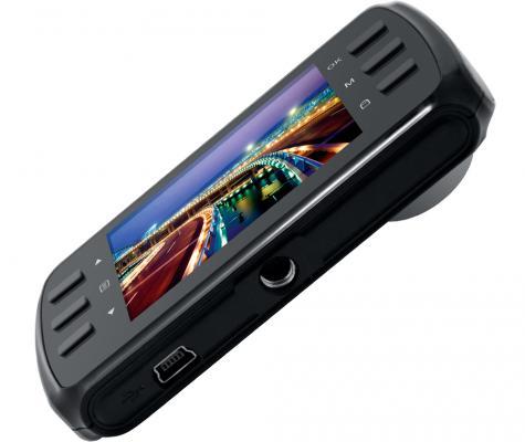 """Видеорегистратор Tesla RoverEye A2 2.8 2.4"""" 1280x720 100° microSD microSDHC датчик движения USB черный от 123.ru"""