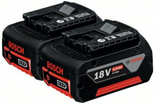 Аккумулятор Bosch 2 x 18 В 1600Z00042