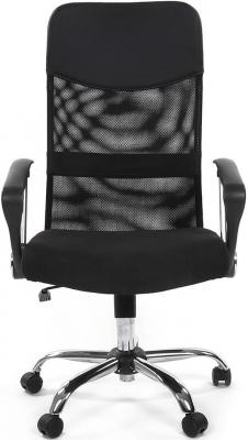 Кресло Chairman 610 черный 7001685 кресло карповое tramp chairman trf 031