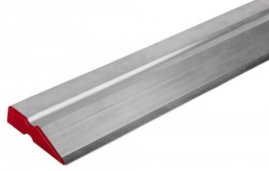 Правило Зубр Эксперт алюминиевое профиль ДВУХВАТ со стальной рабочей кромкой 3м 1072-3.0_z01