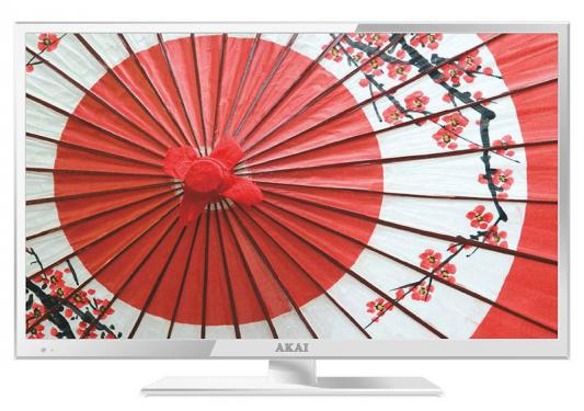Телевизор Akai LEA-24V61W белый  akai lea 24v61w tv