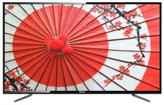 Телевизор Akai LEA-55B57P черный