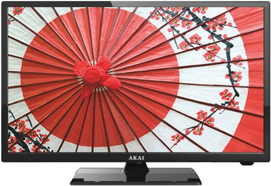 Телевизор Akai LEA-24V60P черный цена и фото