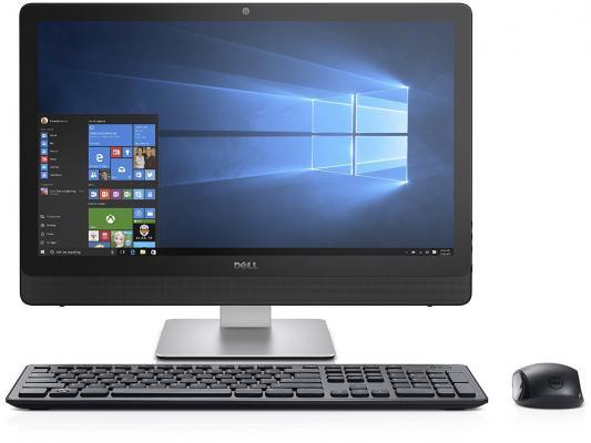 Моноблок 23.8 DELL Inspiron 3464 1920 x 1080 Intel Core i5-7200U 8Gb 1Tb nVidia GeForce GT 920МХ 2048 Мб Windows 10 Professional черный 3464-9118 ноутбук dell inspiron 5558 15 6 1366x768 intel core i3 4005u 500gb 4gb nvidia geforce gt 920m 2048 мб серебристый windows 10 5558 7753