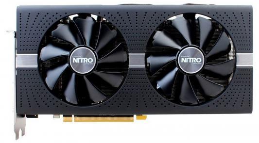Видеокарта Sapphire Radeon RX 580 11265-07-20G PCI-E 4096Mb 256 Bit Retail (11265-07-20G) цены