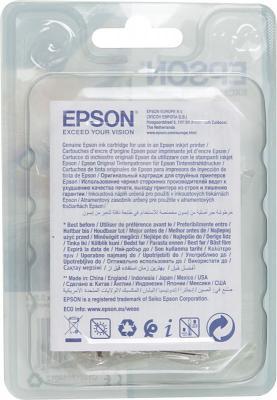 Картридж Epson C13T12834012 для Epson S22/SX125 пурпурный