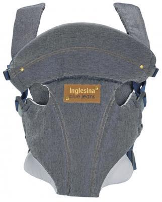 Рюкзак-кенгуру Inglesina Front (denim)