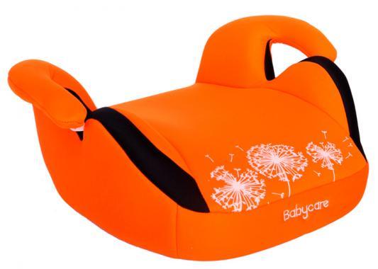 Бустер Baby Care BC-311 Люкс Баги (оранжевый)