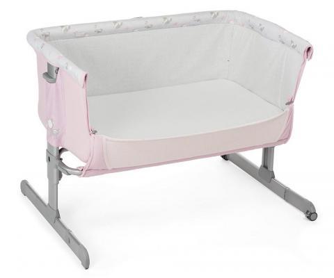 Кроватка Chicco Next2me (princess) от 123.ru