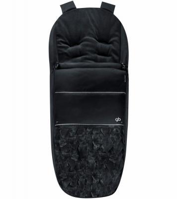 Накидка на ножки в коляску GB Maris (daydream black)