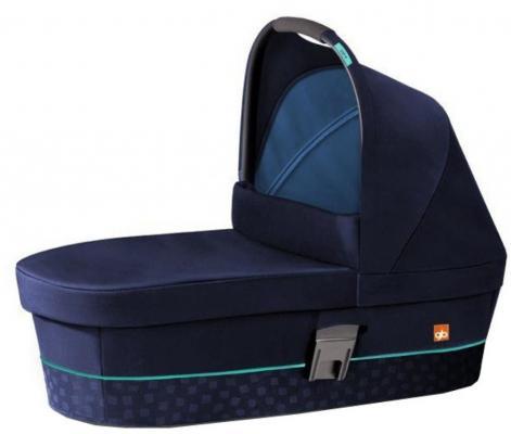 Спальный блок GB (sea port blue) автокресло gb gb автокресло idan seaport blue