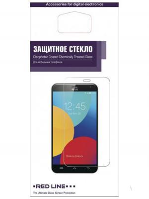 Защитное стекло Red Line для Huawei Y3II УТ000009142 аксессуар чехол бампер ainy for iphone 6 plus pink qc a014d