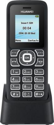 """Мобильный телефон Huawei F362 черный 1.8"""""""