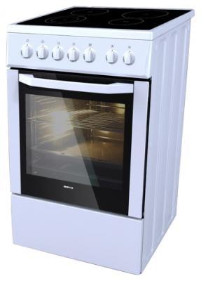 Электрическая плита Beko CSE 57100 GW белый beko cse 66300 gw