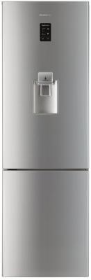 Холодильник DAEWOO RNV3610EFH серебристый