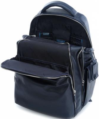 Рюкзак Piquadro Pulse кожа синий CA3444MO/BLU