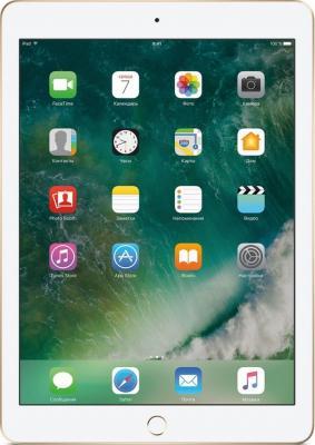 Планшет Apple iPad 9.7 32Gb золотистый Wi-Fi Bluetooth iOS MPGT2RU/A планшет