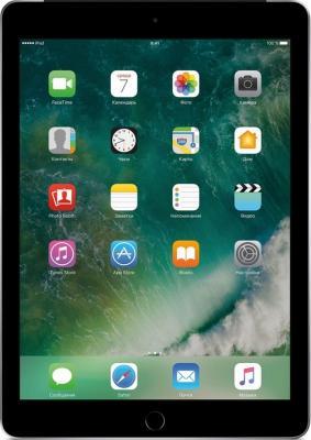 Планшет Apple iPad 9.7 128Gb серый Wi-Fi Bluetooth 3G LTE iOS MP262RU/A планшет apple ipad 128gb wi fi cellular mpg52ru a 2gb 128gb 3g 4g ios золотистый