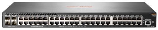 Коммутатор HP Aruba 2930F управляемый 48 портов 10/100/1000Mbps JL254A все цены