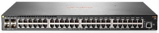 Коммутатор HP Aruba 2540 управляемый 48 портов 10/100/1000Mbps JL355A коммутатор hp jl386a управляемый 48 портов 10 100 1000mbps jl386a