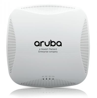 Точка доступа HP Aruba AP-215 802.11ac 1300Mbps 2.4/5Ghz JW170A