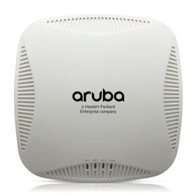 Точка доступа HP Aruba IAP-205 RW 802.11aс 867Mbps 2.4 ГГц 5 ГГц 1xLAN USB белый