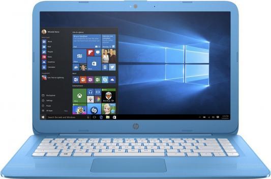 """Ноутбук HP Stream 14-ax004ur 14"""" 1366x768 Intel Celeron-N3050 Y7X27EA"""