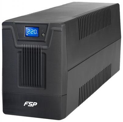 ИБП FSP DPV 1000 1000VA/600W PPF6000900 набор для объемного 3д рисования feizerg fsp 001 фиолетовый