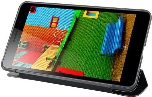 Чехол IT BAGGAGE для планшета Lenovo Tab 3 Plus TB-7703X черный ITLN3A770-1