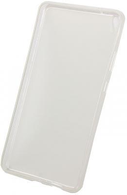 Чехол IT BAGGAGE для планшета Lenovo Tab 3 Plus TB-7703X прозрачный  ITLNPH77-0