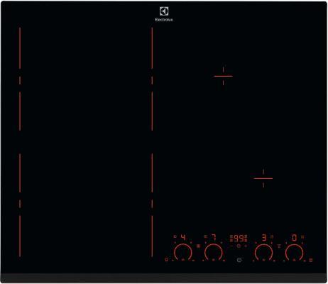 Варочная панель электрическая Electrolux EHXD675FAK черный