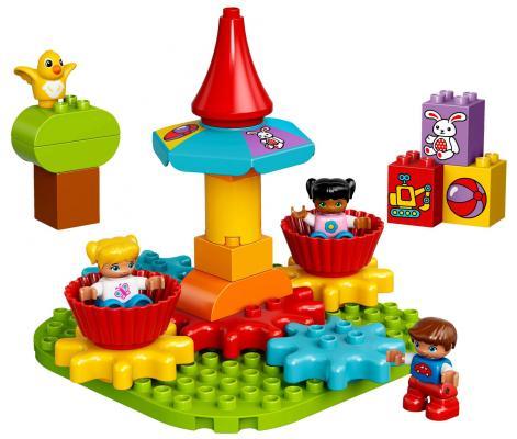 """Конструктор LEGO """"Моя первая карусель"""" 24 элемента"""