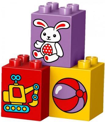 """Конструктор LEGO """"Моя первая карусель"""" 24 элемента от 123.ru"""