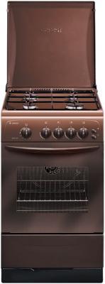 лучшая цена Газовая плита Gefest 3200-06 К43 коричневый