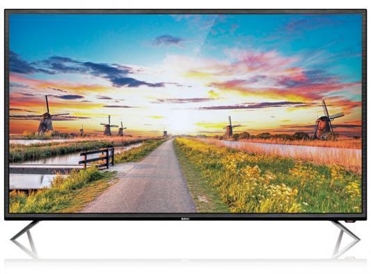 Телевизор BBK 39LEX-5027/T2C черный жк телевизор supra 39 stv lc40st1000f stv lc40st1000f