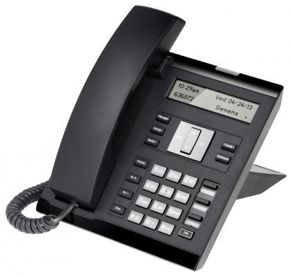 Телефон IP Unify OpenScape 35G Eco Text черный L30250-F600-C420