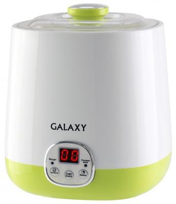 Йогуртница GALAXY GL2692 белый салатовый
