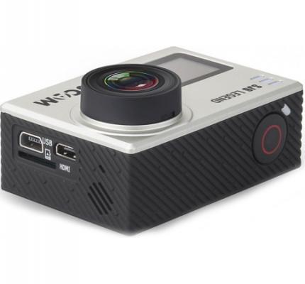 Экшн-камера SJCam SJ6 Legend серебристый от 123.ru