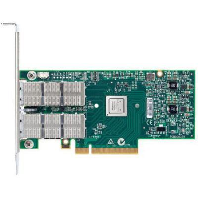 Фото - Сетевой адаптер Mellanox QLE10522-C-CK сетевой адаптер mellanox mcx312c xcct 10 100mbps