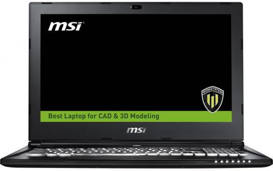 Ноутбук MSI 9S7-16H812-692 15.6 3840x2160 Intel Xeon-E3-1505M v5 9S7-16H812-692 ноутбук msi gs43vr 7re 094ru phantom pro 9s7 14a332 094