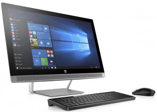 Моноблок 23.8 HP ProOne 440 G3 AiO 1920 x 1080 Intel Core i3-7100T 4Gb 1Tb + 128 SSD Intel HD Graphics 630 Windows 10 Professional серебристый 1QL98ES вече 978 5 4444 4498 6