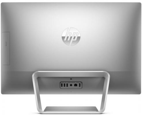 "Моноблок 23.8"" HP ProOne 440 G3 AiO 1920 x 1080 Intel Core i3-7100T 4Gb 1Tb + 128 SSD Intel HD Graphics 630 Windows 10 Professional серебристый 1QL98ES"