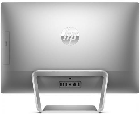 "Моноблок 23.8"" HP ProOne 440 G3 AiO 1920 x 1080 Intel Core i5-7500T 4Gb 1Tb + 128 SSD Intel HD Graphics 630 Windows 10 Professional серебристый 1QM00ES"