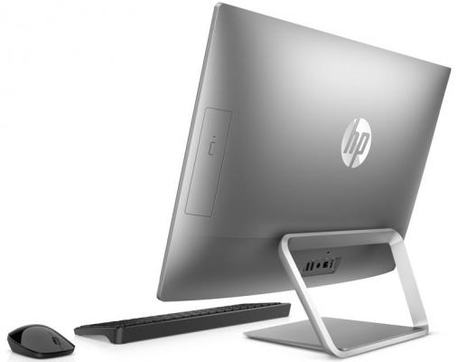 "Моноблок 23.8"" HP ProOne 400 G3 AiO 1920 x 1080 Intel Core i3-7100T 8Gb 1Tb + 128 SSD Intel HD Graphics 630 Windows 10 серебристый 1QL99ES"