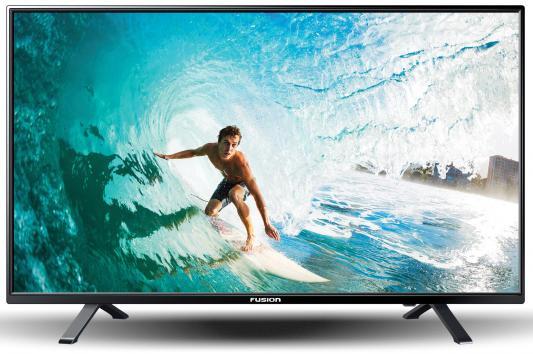 Телевизор FUSION FLTV-40K120T черный