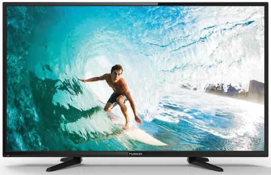 Телевизор FUSION FLTV-40H110T черный