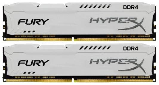 Оперативная память 16Gb (2x8Gb) PC4-19200 2400MHz DDR4 DIMM CL15 Kingston HX424C15FW2K2/16
