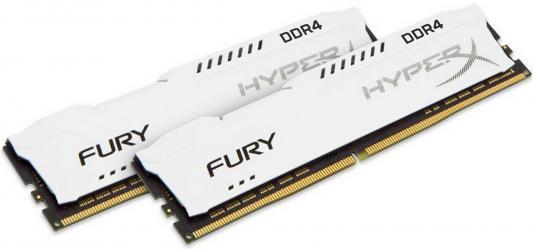 Оперативная память 16Gb (2x8Gb) PC4-21300 2666MHz DDR4 DIMM CL16 Kingston HX426C16FW2K2/16 серверная память kingston kvr21r15d4 16 16gb